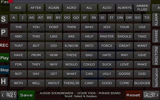 Soundboard Ocker Yoda FREE app (apk) free download for Android/PC/Windows screenshot