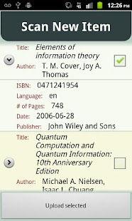 Scanner For Zotero - screenshot thumbnail