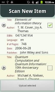 Scanner For Zotero - screenshot thumbnail