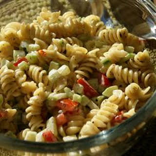 Pasta Salad With Mayonnaise And Sour Cream Recipes.