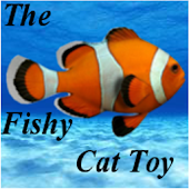 Fishy Cat Toy
