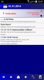 Suomalainen Kalenteri - screenshot thumbnail