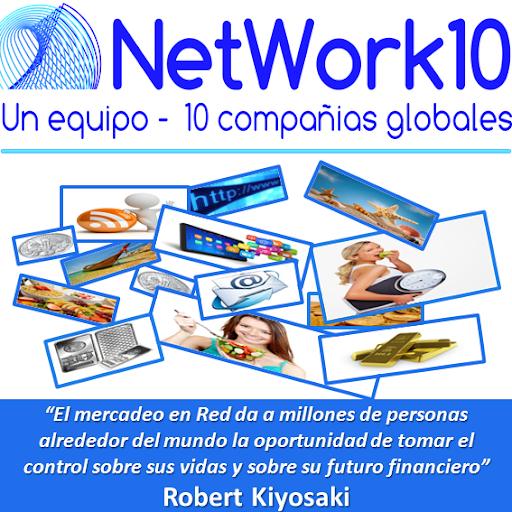 Network10 El MLM