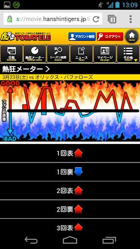 【免費運動App】虎テレ-APP點子
