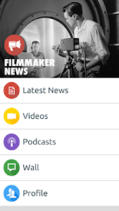 Filmmaker News screenshot 0