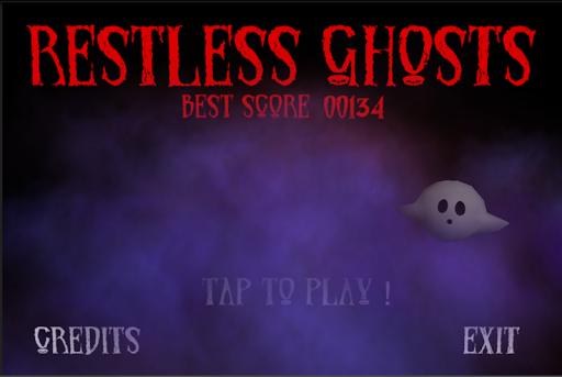 Resltless Ghosts AR Free