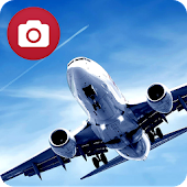 Plane Spotting Live Wallpaper