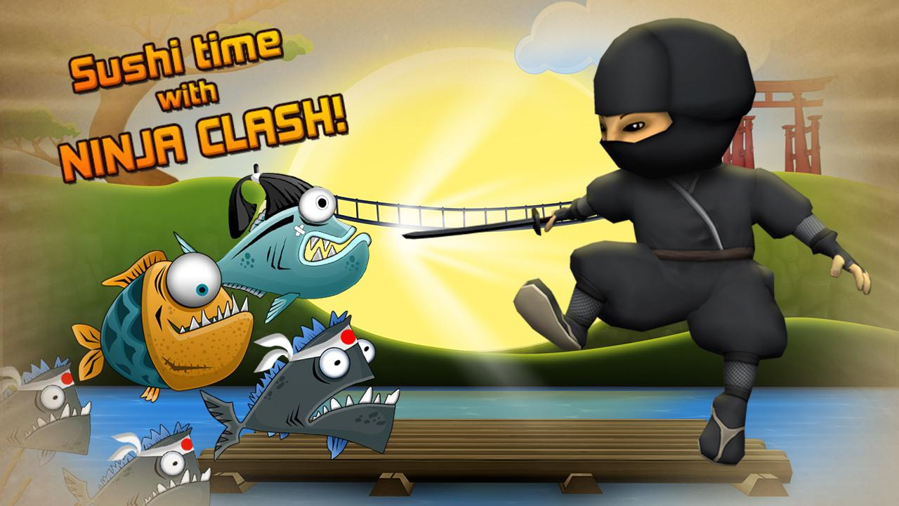 NINJA CLASH - screenshot