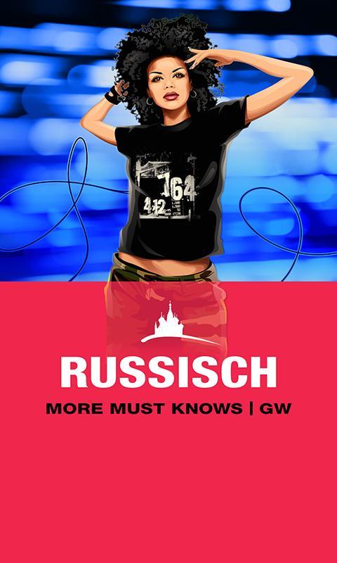 RUSSISCH More Must Knows | GW- screenshot