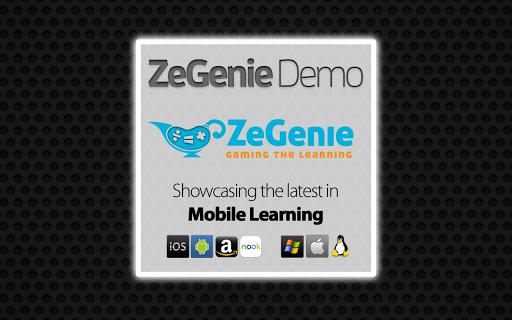 ZeGenie Demo