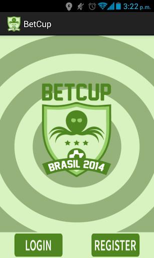 Betcup Brazil 2014