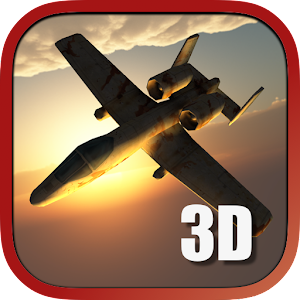 Ground Attacker Flight Sim 3D for PC and MAC
