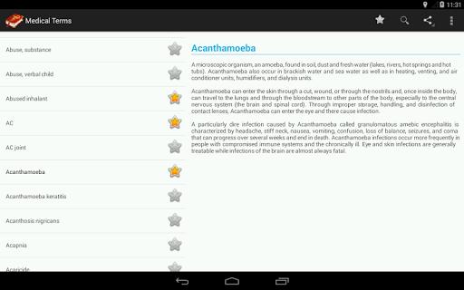【免費醫療App】Medical Terminologies-APP點子