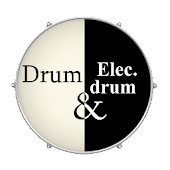 Drums & Electronic Drum pads