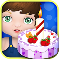 Baby birthday cake maker 2.0.0