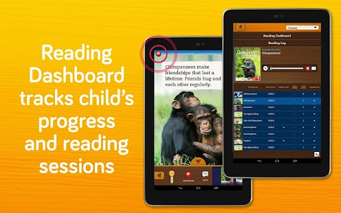 Booksy: learn to read platform- screenshot thumbnail
