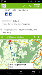VRT Fahrplan- screenshot thumbnail