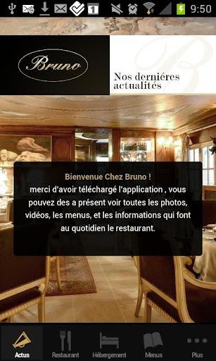 【免費生活App】Chez Bruno-APP點子