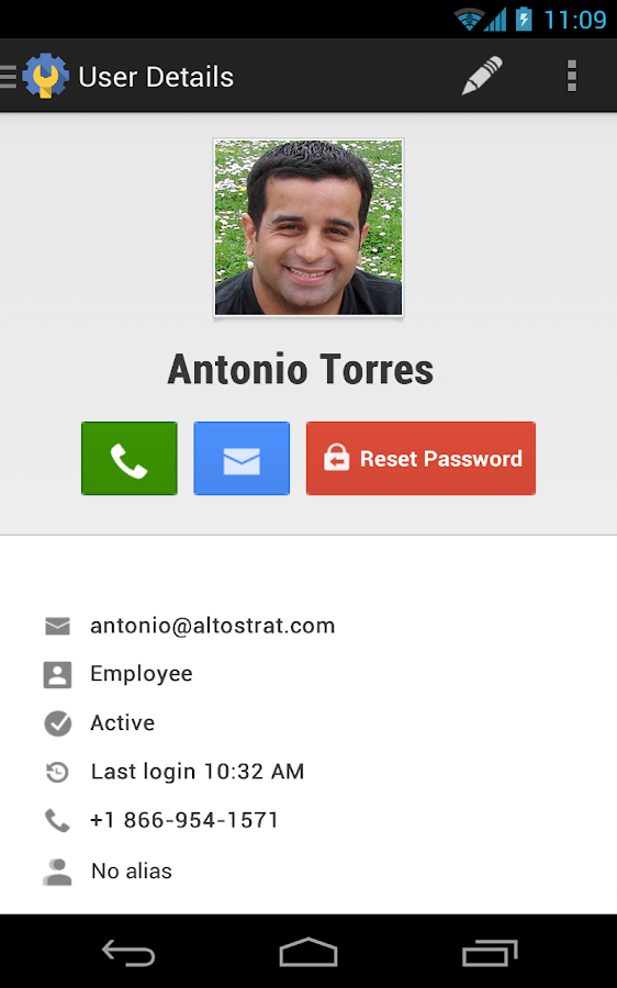 Google Admin- screenshot