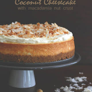 Nut Crust Cheesecake Recipes.