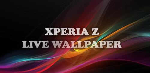 Xperia Z Live Wallpaper 1.0.3