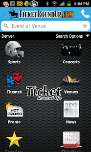 Ticket Round Up - screenshot thumbnail