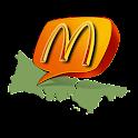 Istanbul McDonald's + logo