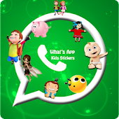Kids Theme (Cute Stickers)