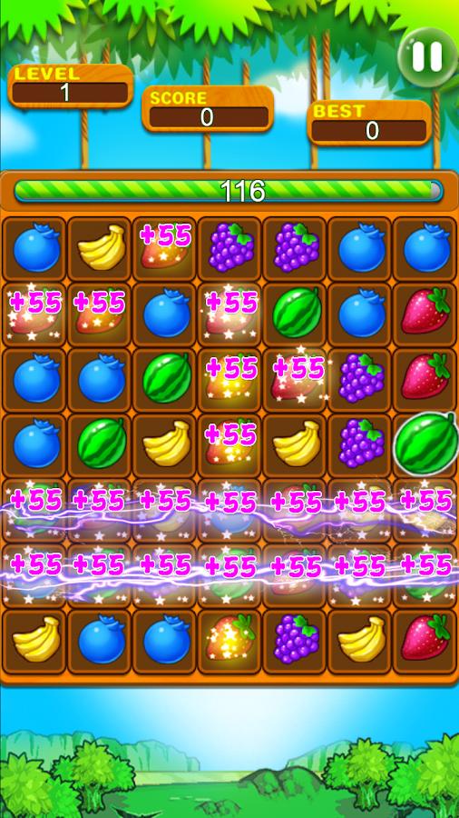 fruit splash game to play