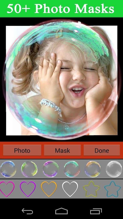 Bubbles Photo - screenshot
