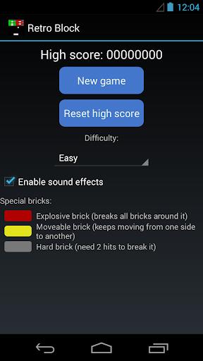 Retro Block