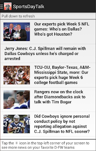 SportsDayTALK w/ 1310TheTicket - screenshot thumbnail
