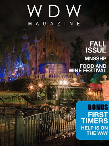 WDW Magazine - The Best of WDW