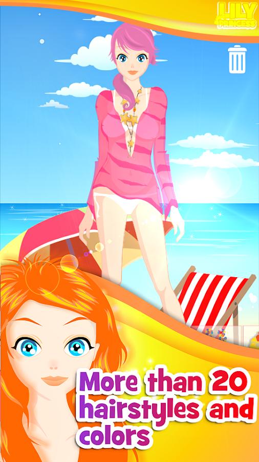 Lily-dress-up-Summer-Season 7