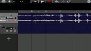 Screenshot of Recording Studio Lite