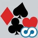 High Low Red Black logo