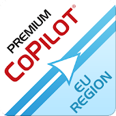 CoPilot Premium UK+IRE Sat Nav