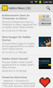 Habbo Swat Mobile screenshot 5