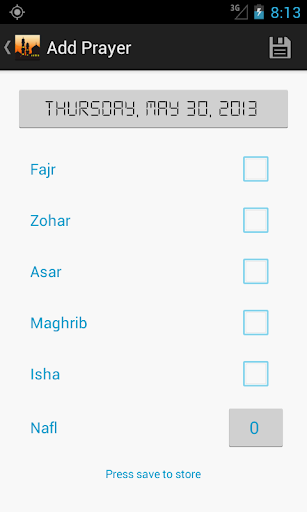 【免費生活App】Salah Manager-APP點子