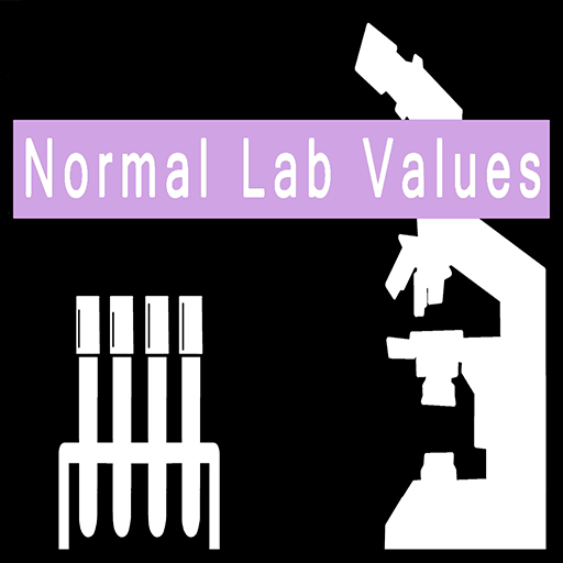 Normal Lab Values++ Pro 醫療 App LOGO-硬是要APP