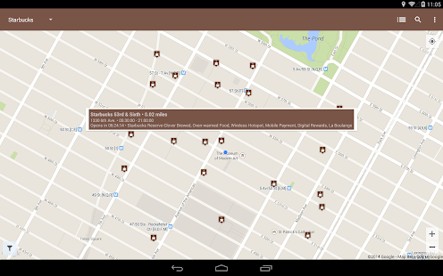 Coffee Finder Pro - screenshot thumbnail