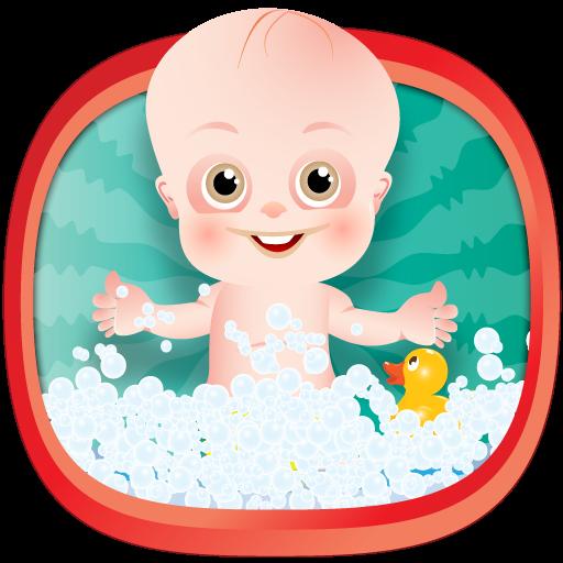 角色扮演のママと新生児ケア LOGO-記事Game