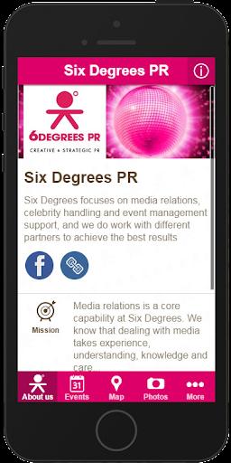 Six Degrees PR