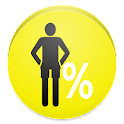 Accurate Body Fat Calculator logo