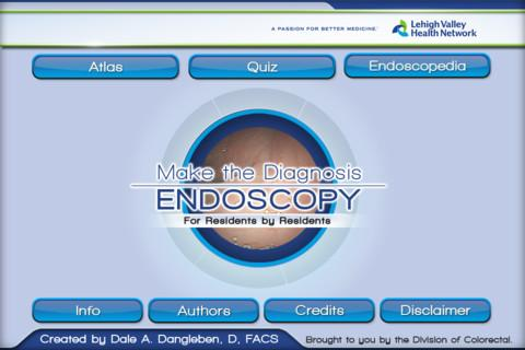 Lower Endoscopy - screenshot