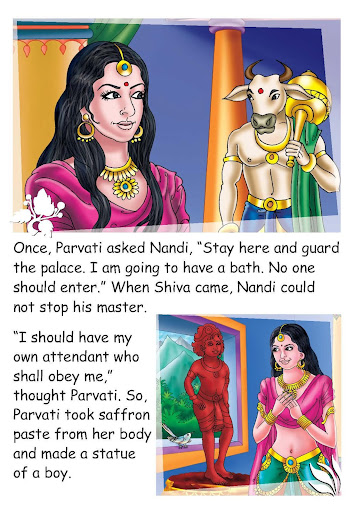 Stories from Indian Mythology6