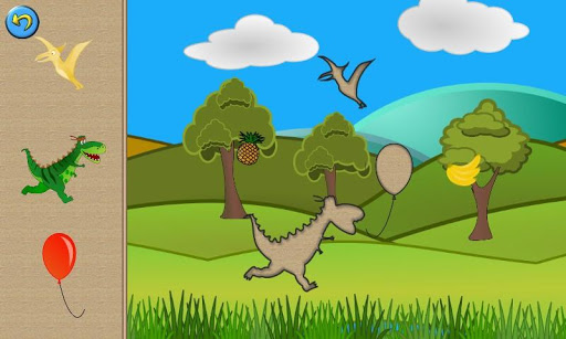 Dino Puzzle Games for Kids Screenshot