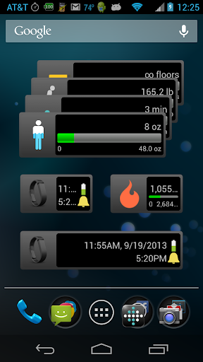 FitIt Pro for FitBit® screenshot 1