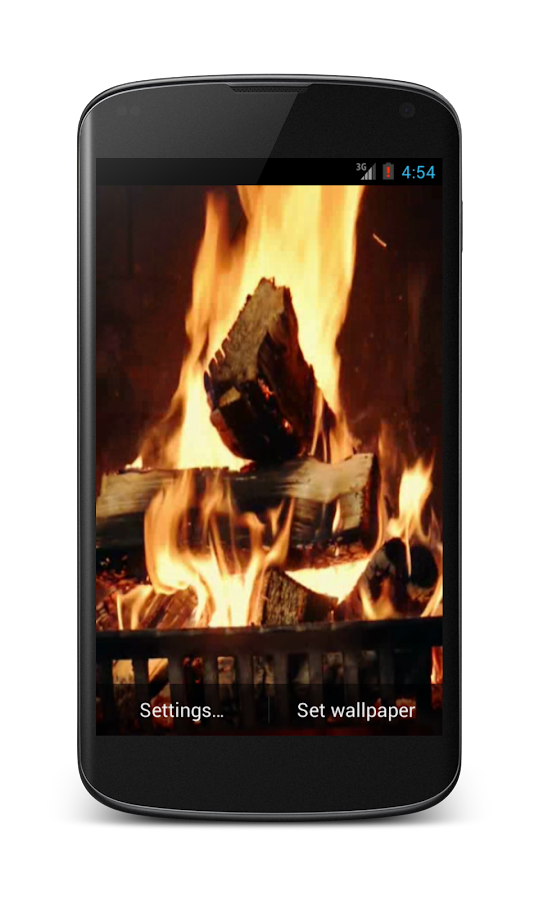 Fireplace Design fireplace video download : Fireplace Video Live Wallpaper - Android Apps on Google Play