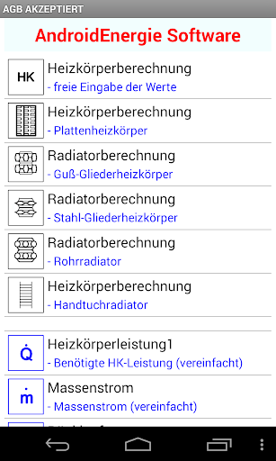 Radiator Heizkörper